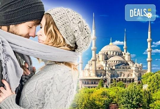 Венецианска атмосфера в Истанбул за Деня на влюбените! 2 нощувки 3* или 4*, закуски, транспорт и посещение на Outlet Via Port Venecia! - Снимка 3
