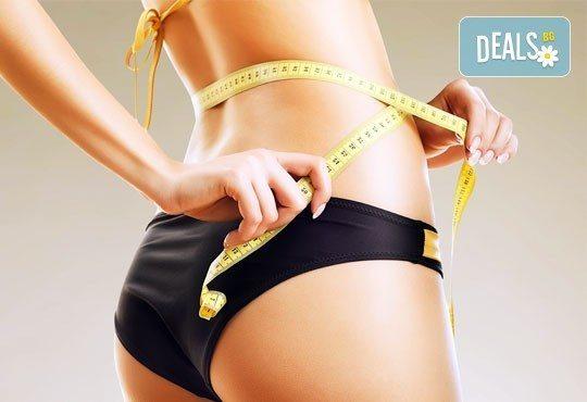 Изваяно тяло! 1 или 10 процедури антицелулитен масаж с италиански продукти на проблемни зони от Royal Beauty Center! - Снимка 2