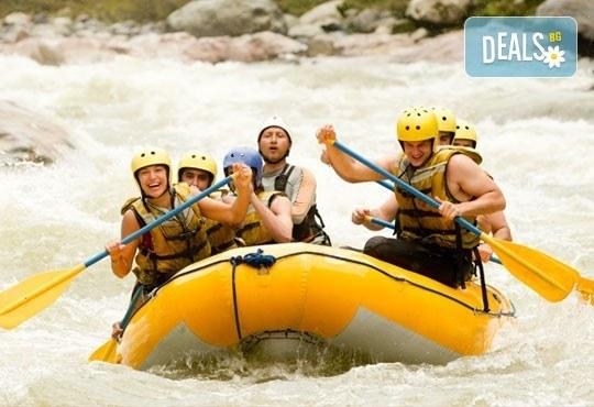 Екскурзия - 2 дни рафтинг в каньона на р.Тара, Босна и Херцеговина! 3 нощувки на пълен пансион, екипировка и инструктор! - Снимка 3