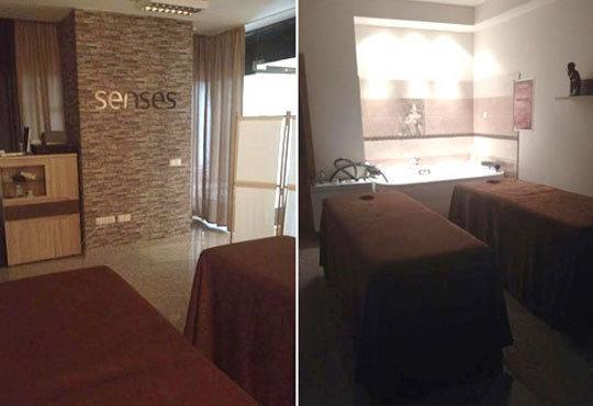 Класически, релаксиращ, лечебен или тонизиращ алое вера масаж на тяло в луксозния Senses Premium в Suite Hotel Sofia! - Снимка 4