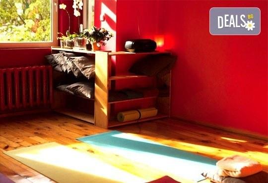 Хармония за тялото и душата! Карта за 6 посещения на йога практики от Йога и масажи Айя! - Снимка 7