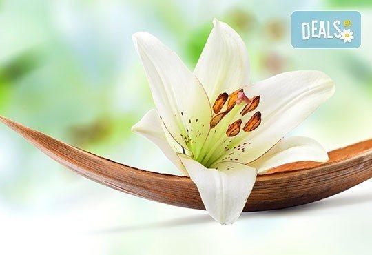 Заредете сетивата си с 60-минутен балийски масаж на цяло тяло и рефлексотерапия на стъпала в център за масажи Шоколад! - Снимка 3