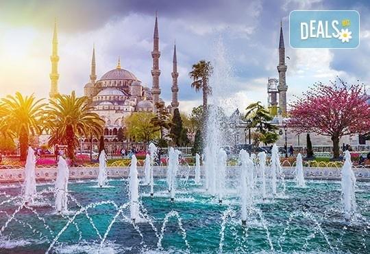 Свети Валентин в Истанбул! 2 нощувки със закуски, транспорт, панорамна обиколка Нощен романтичен Истанбул и посещение на Одрин! - Снимка 3