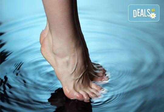 Освободете организма си от натрупаните токсини с 30-минутна водно-йонна детоксикация в Point nails! - Снимка 1