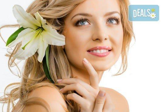 Безболезнено ултразвуково почистване на лице + маска според нуждите на кожата в студио за красота ''Ma Belle''! - Снимка 3