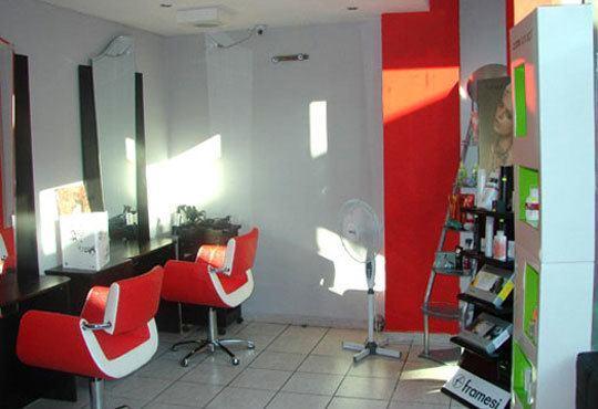 Забележителна коса! Подстригване + арганова терапия и стилизиране на прическа със сешоар в Wave Studio-НДК - Снимка 4