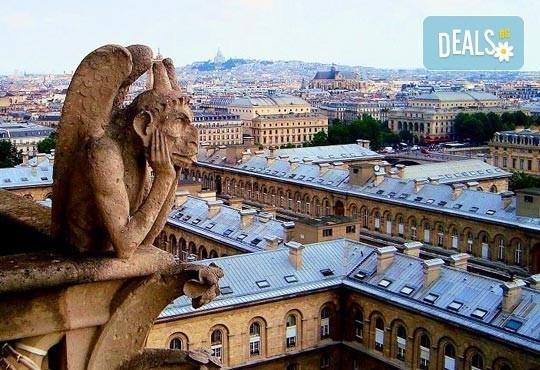 Приказна екскурзия за Свети Валентин до Париж! 3 нощувки със закуски на човек в хотел 3*, самолетен билет и екскурзовод - Снимка 6