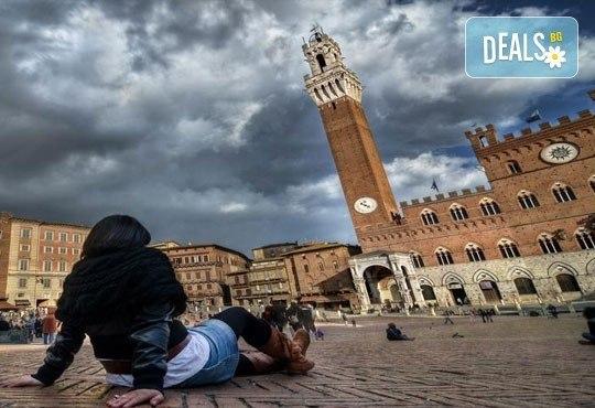 Екскурзия до очарователната Тоскана през март, с Дари Травел! 5 нощувки, 5 закуски, 3 вечери, самолетен билет и автобусен транспорт! - Снимка 4