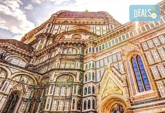 Екскурзия до очарователната Тоскана през март, с Дари Травел! 5 нощувки, 5 закуски, 3 вечери, самолетен билет и автобусен транспорт! - Снимка 5