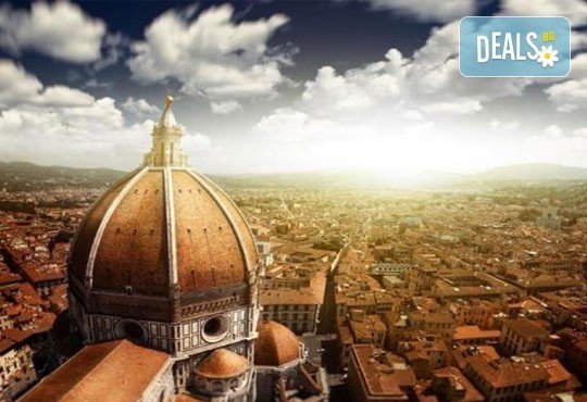 Екскурзия до очарователната Тоскана през март, с Дари Травел! 5 нощувки, 5 закуски, 3 вечери, самолетен билет и автобусен транспорт! - Снимка 6