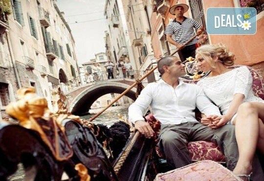 Свети Валентин в най-романтичните градове на Италия - Верона и Венеция! 2 нощувки със закуски, хотел 3*, транспорт от Дари Травел - Снимка 2