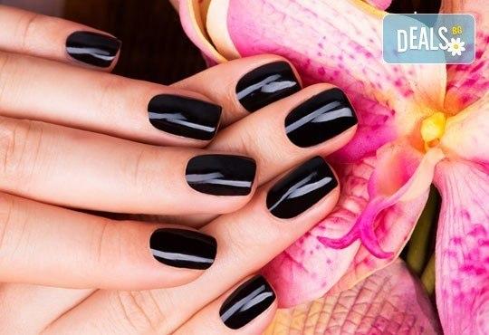 Изящни и красиви ръце! SPA маникюр с гел лак Bluesky и бонус безплатно сваляне на гел лак от ADI'S Beauty & SPA! - Снимка 4