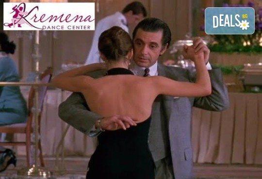 Направете първите си стъпки в най-емоциалния танц! 4 посещения на уроци по аржентинско танго в Kremena Dance Center! - Снимка 7