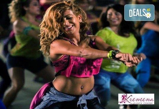 Влезте във форма, докато се забавлявате с 5 посещения на тренировки по зумба в Kremena Dance Center! - Снимка 4