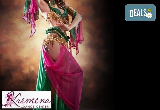 Искате да се научите да танцувате? 5 посещения на уроци по ориенталски танци в Kremena Dance Center! - Снимка 4
