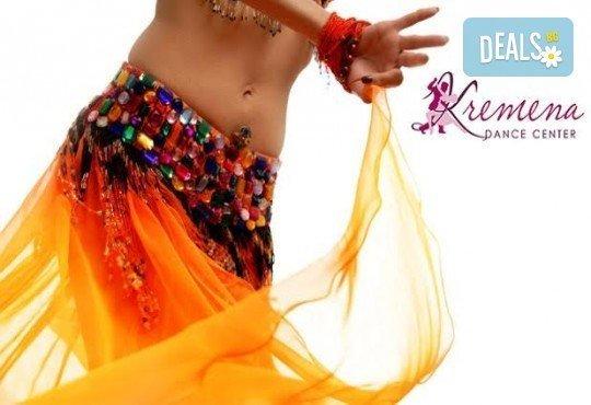 Искате да се научите да танцувате? 5 посещения на уроци по ориенталски танци в Kremena Dance Center! - Снимка 2