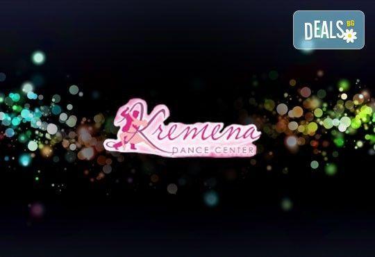 Влезте в ритъма на танца с 5 посещения на социални спортни танци в Kremena Dance Center! - Снимка 4