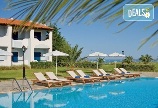 Почивка през септември на о. Корфу, Гърция! 7 нощувки, All Inclusive в Gelina Village Resort SPA 4*, нощен преход - Снимка 1