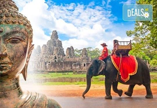 Екскурзия до Тайланд през март! 8 нощувки със закуски, самолетни билети, обзорна обиколка на Банкок и екскурзия до о. Пи Пи! - Снимка 3
