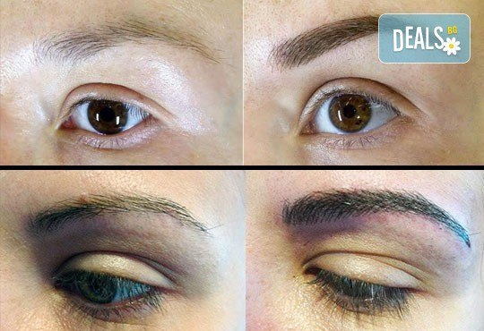 Възползвайте се от най-новия метод за изящна визия! Микроблейдинг на вежди в NSB Beauty Center! - Снимка 3