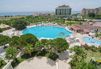 На море в Турция през май! 7 нощувки на база All Inclusive в Garden of Sun 5*, Дидим, възможност за транспорт!