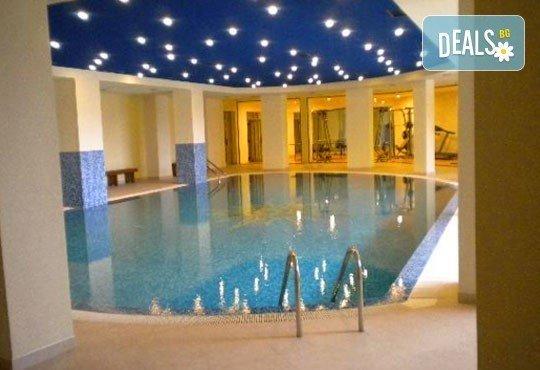 Отдайте се на почивка през януари или февруари в St. John Hill Hotel, Банско! 1 нощувка със закуска и вечеря, ползване на СПА! - Снимка 9