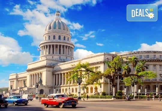 В екзотична Куба от януари до април ! 3 нощувки и закуски в Хавана и 4 нощувки All Incl. в Кайо Коко, самолетен билет! - Снимка 2