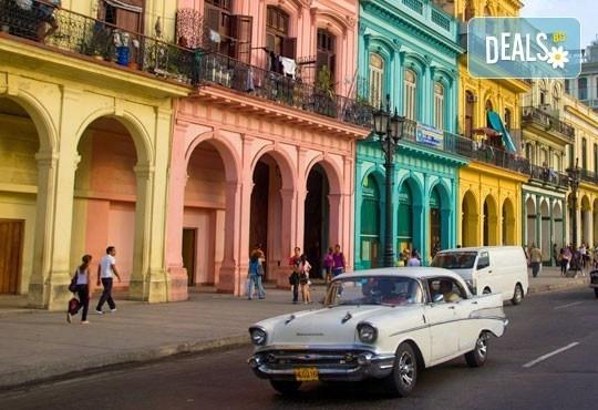 В екзотична Куба от януари до април ! 3 нощувки и закуски в Хавана и 4 нощувки All Incl. в Кайо Коко, самолетен билет! - Снимка 8