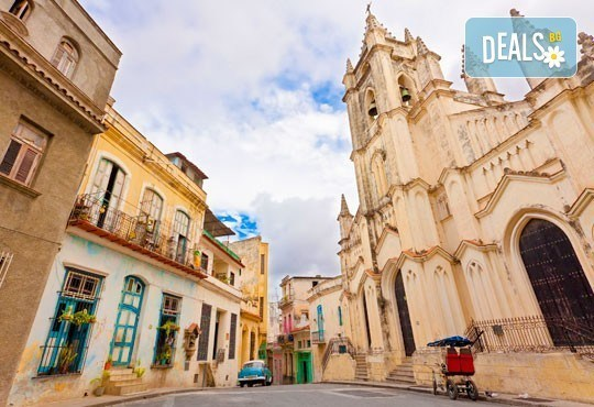 В екзотична Куба от януари до април ! 3 нощувки и закуски в Хавана и 4 нощувки All Incl. в Кайо Коко, самолетен билет! - Снимка 7
