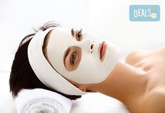 Перфектно лице! Мануално почистване на лице в комбинация с дълбок хидратиращ антиейдж масаж на ТОП цена, Салон Пламарски - Снимка 3