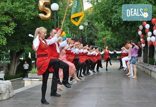 Карта за 2 или 4 посещения по народни танци за начинаещи във ФТК Българско хоро в ж.к Люлин! - Снимка 6