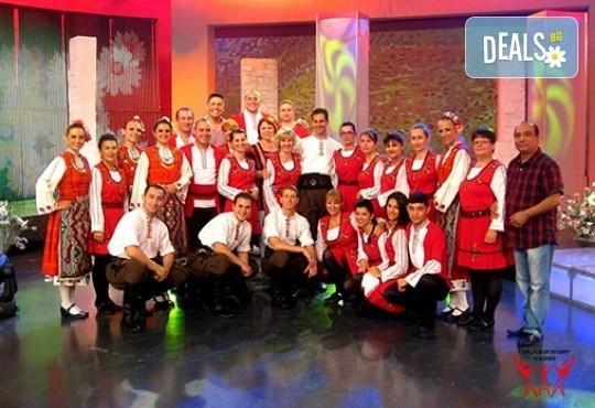 Карта за 2 или 4 посещения по народни танци за начинаещи във ФТК Българско хоро в ж.к Люлин! - Снимка 7
