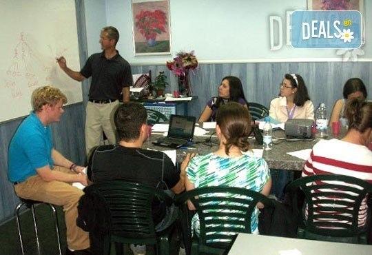 Курс по английски език - 100 учебни часа на ниво по избор - А2 или В2 в езиков център EL Leon! - Снимка 6