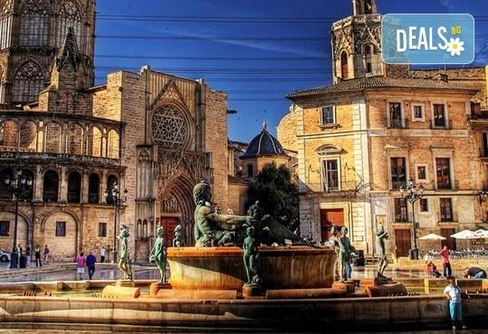 Екскурзия през март във Валенсия, ренесансовия град на Испания! 4 нощувки със закуски и самолетен билет от Сън Травел! - Снимка 7