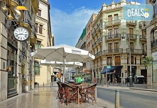 Екскурзия през март във Валенсия, ренесансовия град на Испания! 4 нощувки със закуски и самолетен билет от Сън Травел! - Снимка 8