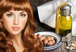 Дамско подстригване, златна терапия с арган и оформяне със сешоар, салон Хасиенда