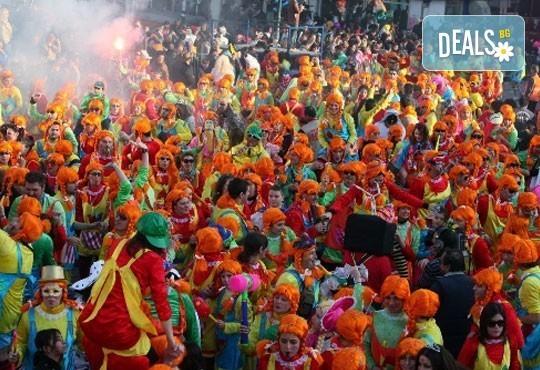 На карнавал в Ксанти и разходка в Кавала през март! 1 нощувка със закуска в хотел Okeanis 3*, транспорт и водач! - Снимка 3