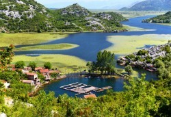 От март до октомври в Черна гора и Хърватска: 4 нощувки, 4 закуски и 3 вечери, транспорт