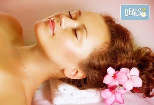Релаксирайте с арома масаж на раменен пояс, врат и плешки или на гръб с етерични масла в салон Екатерини! - Снимка 5