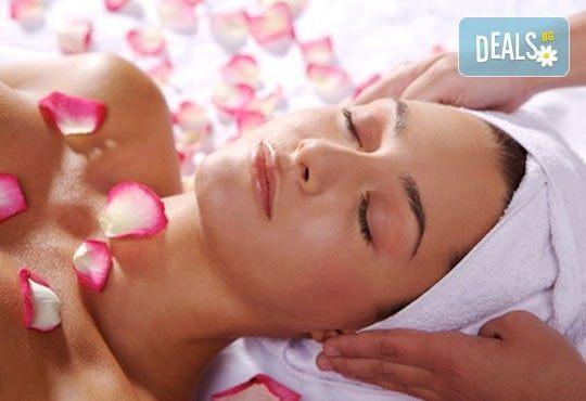 За свежа и сияйна кожа! Хигиенно-козметичен масаж на лице, шия и деколте в салон за красота Екатерини! - Снимка 2