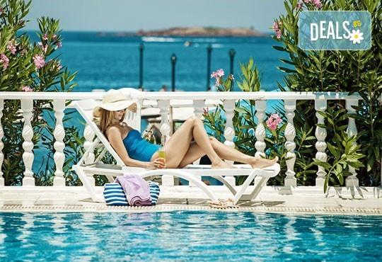 Майски празници в Бодрум, Турция! 4 нощувки в хотел Golden Age 4* на база All Inclusive, възможност за транспорт! - Снимка 11