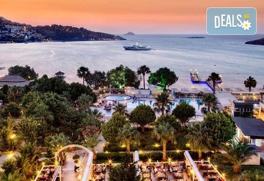 Майски празници в Бодрум, Турция! 4 нощувки в хотел Golden Age 4* на база All Inclusive, възможност за транспорт! - Снимка 1