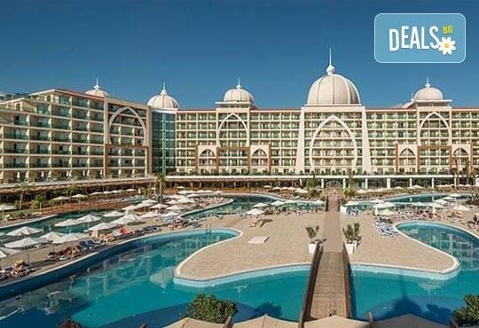 Майски празници в Анталия, Турция! 5 нощувки на база Ultra All Inclusive в хотел Xafira Deluxe Resort&Spa 5*! - Снимка 1