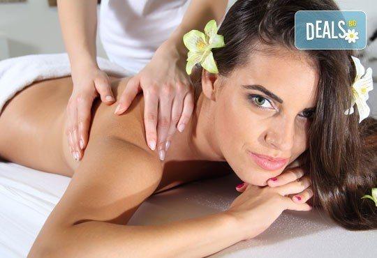 Забравете за болките с лечебен медицински масаж на гръб или на цяло тяло в Luxury wellness&Spа, Бургас! - Снимка 1