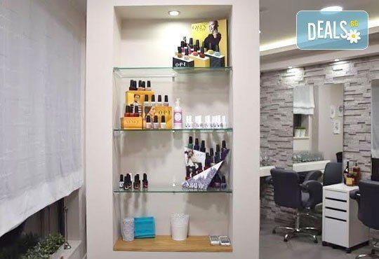 Почистване на лице с продукти на Glory и подарък: терапия за околоочния контур с екстракт от охлюв в Салон за красота Mistrella! - Снимка 7