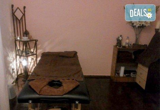 Индийски релакс! Аюрведа Абхаянга масаж на цяло тяло, глава и стъпала от център Innovative! - Снимка 6