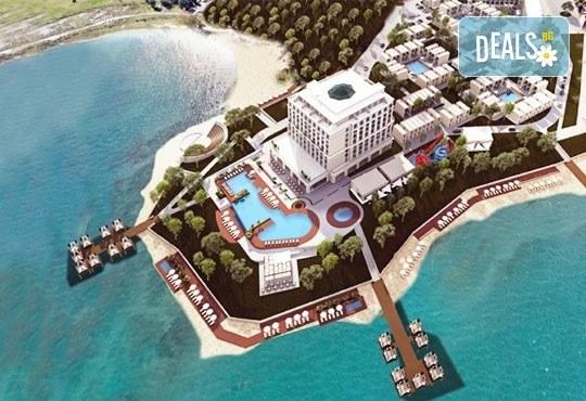 Великден в Дидим, Турция! 4 нощувки в хотел Aurum Moon Holiday Resort 5* на база Ultra All Inclusive, възможност за транспорт! - Снимка 3
