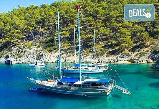 Почивка в Мармарис - перлата на Егейска Турция! 5 нощувки, All Inclusive в Mehtap Beach 4*, транспорт и водач от Молина Травел! - Снимка 11