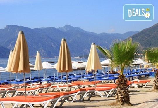 Почивка в Мармарис - перлата на Егейска Турция! 5 нощувки, All Inclusive в Mehtap Beach 4*, транспорт и водач от Молина Травел! - Снимка 12