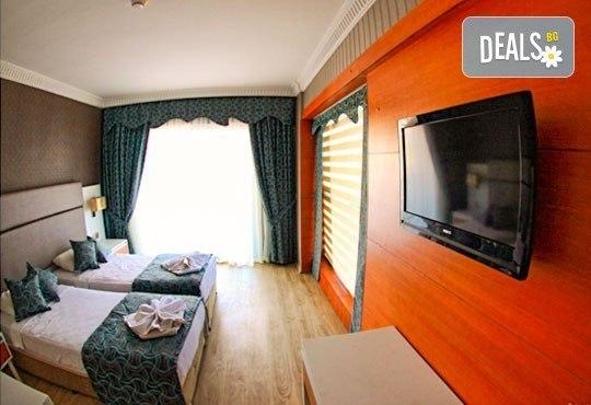 Почивка в Мармарис - перлата на Егейска Турция! 5 нощувки, All Inclusive в Mehtap Beach 4*, транспорт и водач от Молина Травел! - Снимка 4